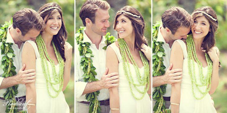 aloha wedding photos